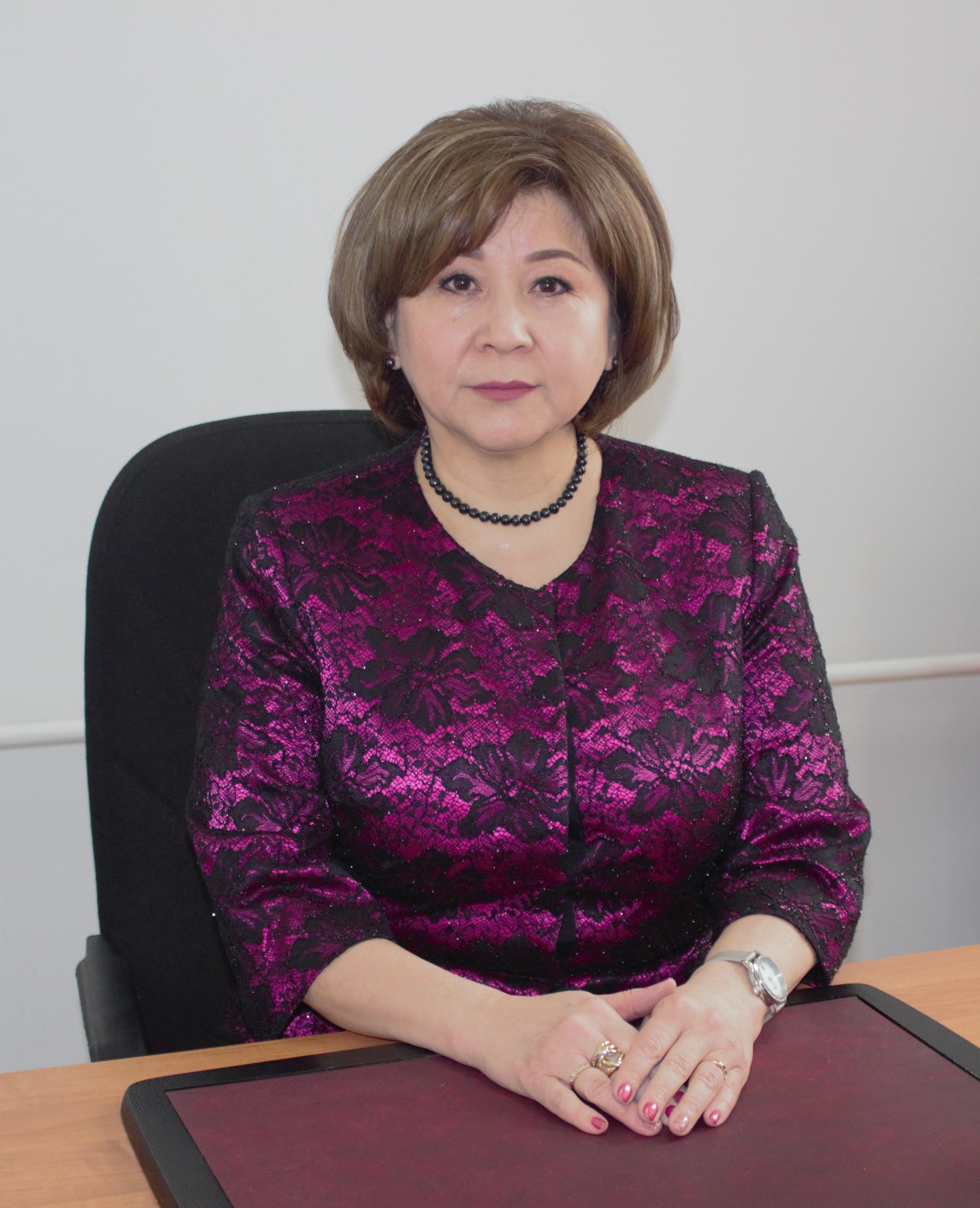 Мирманова Алия Мухановна