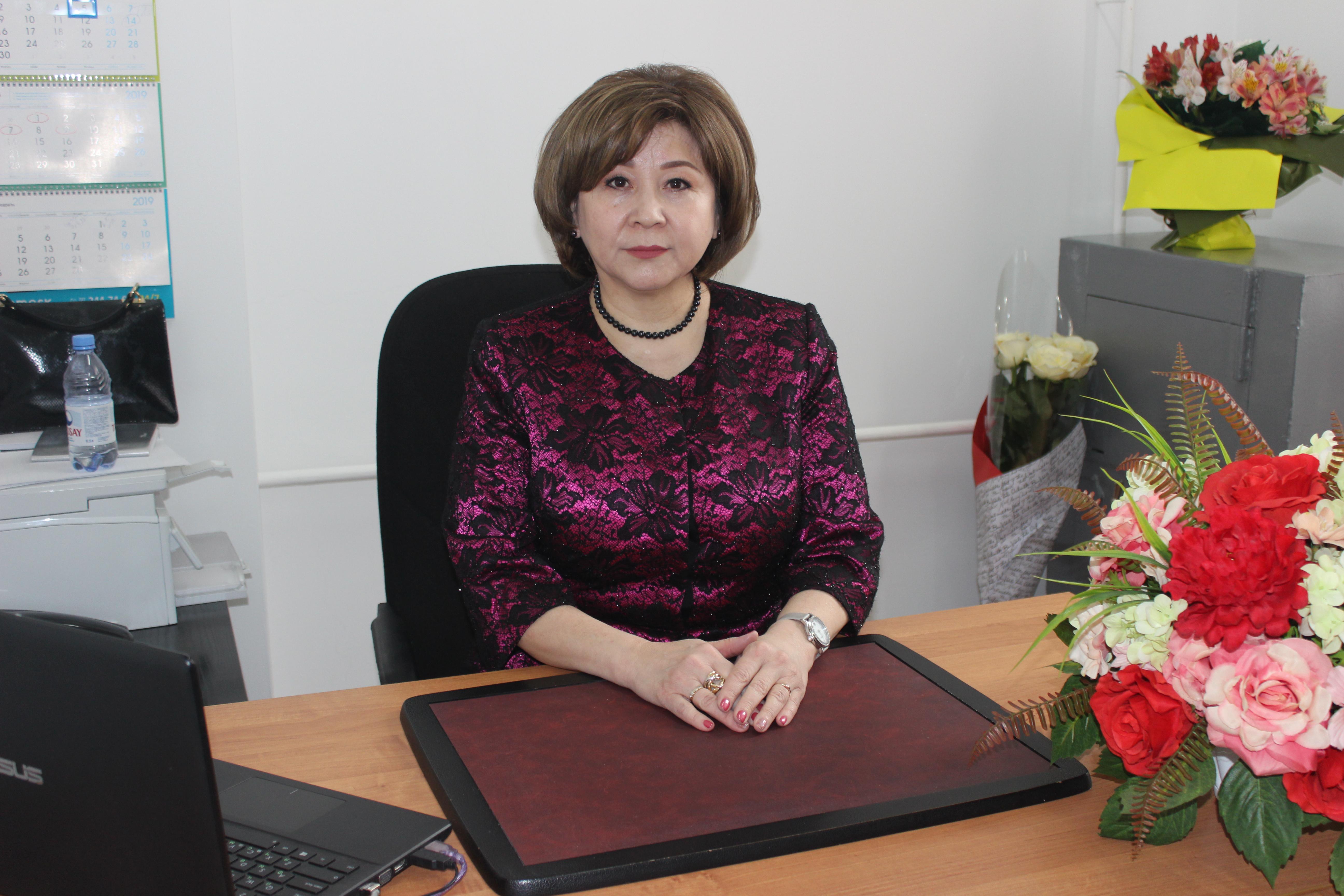 Мирманова Алия Муxановна