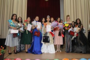 Конкурс «Мисс Adilet»